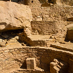 Step House Ruin, Mesa Verde National Park, Colorado