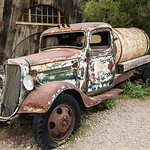 Chevy Truck, El Dorado Canyon Mine, Nevada