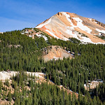 Red Mountains #2 and #3, Historic Red Mountain Pass Mining District, Uncompahgre National Forest, Colorado